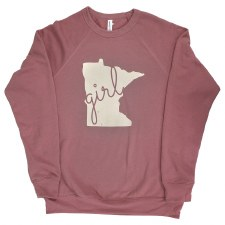 Minnesota Girl Sweatshirt