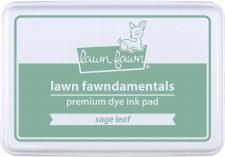 Lawn Fawn Premium Dye Ink- Sage Leaf