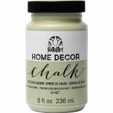 FolkArt Home Decor Chalk Paint 8 oz- Sage Shadow