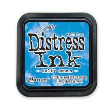 Tim Holtz Distress Ink- Salty Ocean Ink Pad