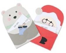 Sizzix Thinlits Dies- Santa's Letter