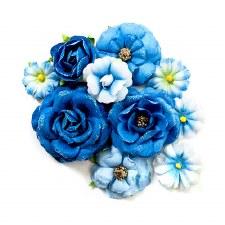 Santorini Flower Embellishments- Akrotiri