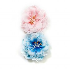 Santorini Flower Embellishments- Finikia