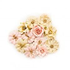 Santa Baby Flower Embellishments- Sprinkle & Sparkle