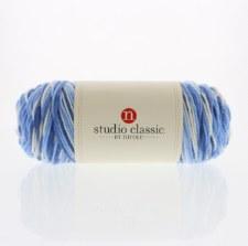 Studio Classic Acrylic Yarn, Mix- Baby Blue