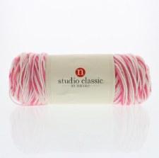 Studio Classic Acrylic Yarn, Mix- Baby Pink