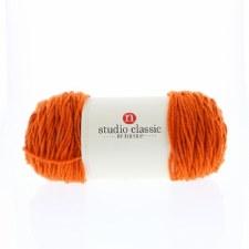 Studio Classic Acrylic Yarn, Solid- Orange