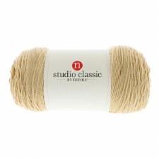 Studio Classic Plus Yarn- Light Brown