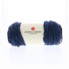 Studio Classic Acrylic Yarn, Solid- Rustic Blue