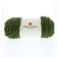 Studio Classic Acrylic Yarn, Solid- Summer Green