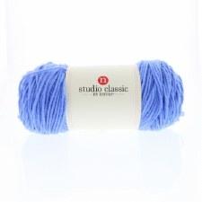 Studio Classic Acrylic Yarn, Solid- Bright Blue
