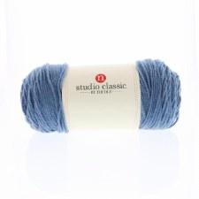 Studio Classic Acrylic Yarn, Solid- Cottage Blue