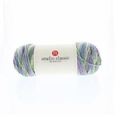 Studio Classic Acrylic Yarn, Mix- Flower