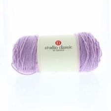 Studio Classic Acrylic Yarn, Solid- Soft Purple