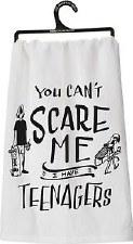 Dish Towel- Scare Me