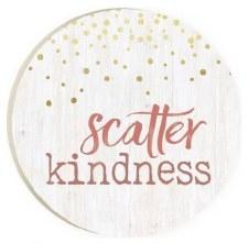 Car Coaster- Scatter Kindness