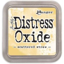 Tim Holtz Distress Oxide- Scattered Straw Ink Pad
