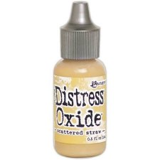 Tim Holtz Distress Oxide- Scattered Straw Ink Refill