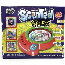 Craft Kit- Scented Spin Art