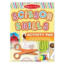 Melissa & Doug Activity Pad- Scissor Skills
