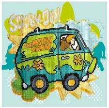 Diamond Art Kit- Scooby-Doo