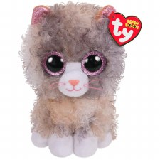 Ty Beanie Boos- Scrappy the Cat