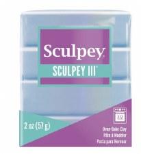 Sculpey III Polymer Clay - Light Blue 2oz