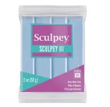 Sculpey III Polymer Clay - Sky Blue