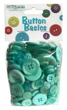 Button Basics- Seafoam