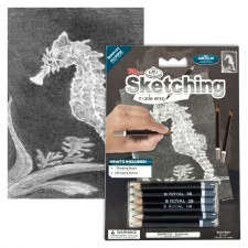 Sketching Made Easy Set- Seahorse