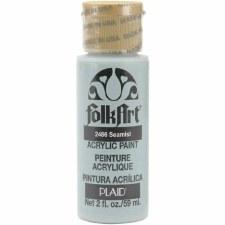 FolkArt 2 Oz. Acrylic Paint- Seamist