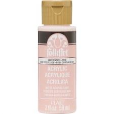 FolkArt 2 Oz. Acrylic Paint- Seashell Pink