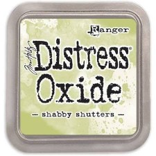 Tim Holtz Distress Oxide- Shabby Shutters Ink Pad