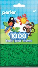Perler Beads 1000 piece- Shamrock