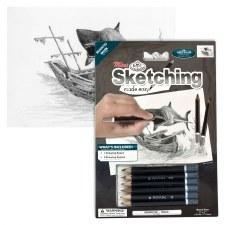 Sketching Made Easy Set- Shark
