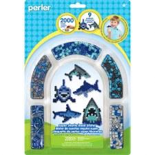 Perler Beads Kit- Sharks