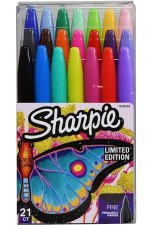 Sharpie Fine Point Pack, 21ct
