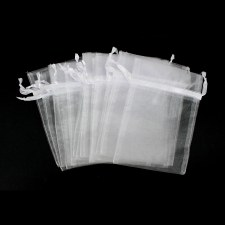 Sheer Bags 5 in x 6.5 in  18 pieces