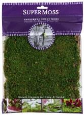 Sheet Moss Preserved, 2oz- Fresh Green