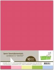 Lawn Fawn Cardstock Pack Assortment- Sherbert