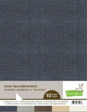 Lawn Fawn Shimmer Cardstock Pack- Neutrals