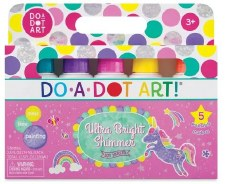 Do-A-Dot Art! Marker Set- Ultra Bright Shimmer