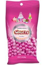 SweetWorks Celebration Sixlets 14oz- Shimmer Pink