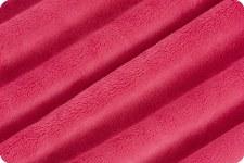 """Cuddle Fleece, 60""""- Pinks- Shocking Pink"""