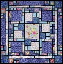 Gossamer Garden Quilt Kit
