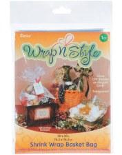 "Wrap 'n Style Shrink Wrap Bag- 30""x30"""