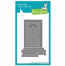 Lawn Fawn Craft Dies- Shut The Front Door