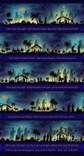 Christmas Panel - Silent Night