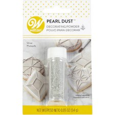 Color Dust, Pearl- Silver