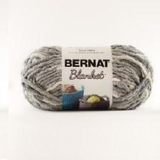 Bernat Blanket Yarn- Silver Steel